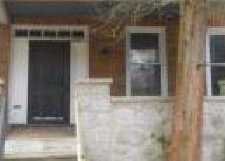 Casa en ejecución hipotecaria in Gwynn Oak, MD, 21207,  GWYNN OAK AVE ID: F4230932