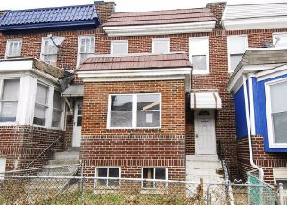 Casa en ejecución hipotecaria in Brooklyn, MD, 21225,  CAMBRIA ST ID: F4232195