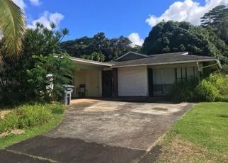 Casa en ejecución hipotecaria in Kalaheo, HI, 96741,  EHAKO ST ID: F4232806