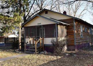 Casa en ejecución hipotecaria in Montrose, CO, 81401,  S 2ND ST ID: F4234028