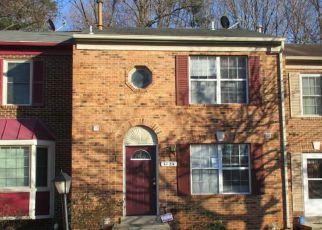 Casa en ejecución hipotecaria in Woodbridge, VA, 22193,  S PARK CT ID: F4234239