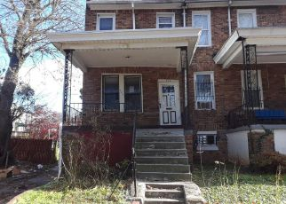 Foreclosure Home in Baltimore, MD, 21216,  N ROSEDALE ST ID: F4234642