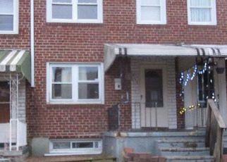 Casa en ejecución hipotecaria in Brooklyn, MD, 21225,  DORIS AVE ID: F4234755
