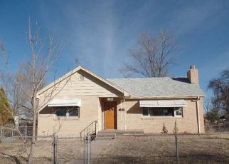 Foreclosure Home in Pueblo, CO, 81004,  BRAGDON AVE ID: F4236732