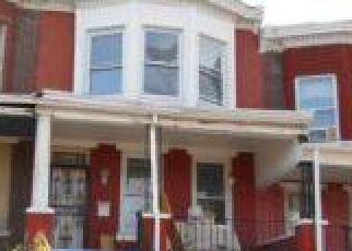 Casa en ejecución hipotecaria in Baltimore, MD, 21216,  POPLAR GROVE ST ID: F4237056