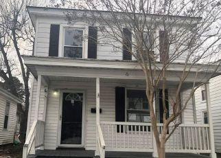 Casa en ejecución hipotecaria in Suffolk, VA, 23434,  CHESTNUT ST ID: F4237567