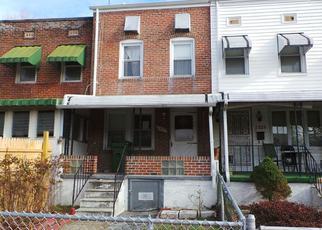Casa en ejecución hipotecaria in Brooklyn, MD, 21225,  ROUND RD ID: F4240041