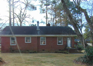 Foreclosure Home in Kinston, NC, 28501,  CAMERON DR ID: F4242917