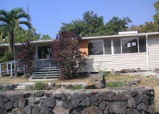 Foreclosure Home in Kailua Kona, HI, 96740, -6176 PLUMERIA RD ID: F4244810