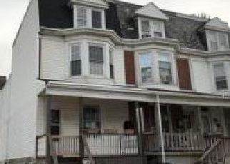 Casa en ejecución hipotecaria in York, PA, 17404,  W POPLAR ST ID: F4245845