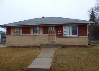 Foreclosure Home in Milwaukee, WI, 53218,  W WINFIELD AVE ID: F4245922