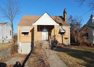 Casa en ejecución hipotecaria in Erlanger, KY, 41018,  EASTERN AVE ID: F4246775