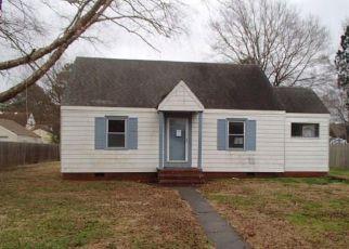 Casa en ejecución hipotecaria in Portsmouth, VA, 23701,  MAURICE AVE ID: F4248475