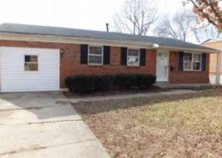 Casa en ejecución hipotecaria in Frankfort, KY, 40601,  HICKORY DR ID: F4250059