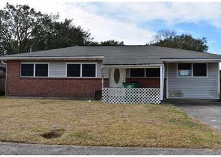 Casa en ejecución hipotecaria in Westwego, LA, 70094,  GARDENIA LN ID: F4250077