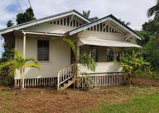 Casa en ejecución hipotecaria in Hilo, HI, 96720, A W KAWAILANI ST ID: F4250897