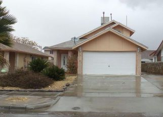 Foreclosure Home in El Paso, TX, 79936,  YVONNE RICHARDSON AVE ID: F4250987