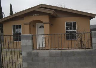 Casa en ejecución hipotecaria in El Paso Condado, TX ID: F4254162