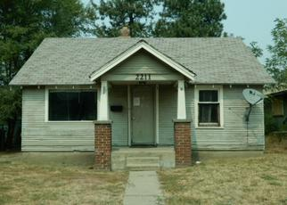 Casa en ejecución hipotecaria in Spokane, WA, 99208,  E CENTRAL AVE ID: F4254387