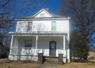 Foreclosure Home in Harrisonville, MO, 64701,  W MECHANIC ST ID: F4254697