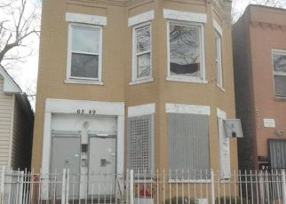 Casa en ejecución hipotecaria in Chicago, IL, 60636,  S BISHOP ST ID: F4254856