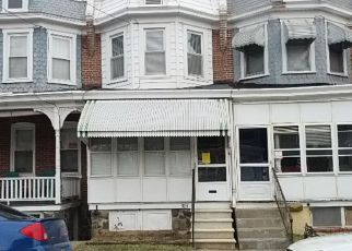 Foreclosure Home in Wilmington, DE, 19802,  W 30TH ST ID: F4255953