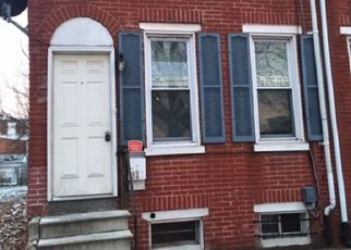 Foreclosure Home in Wilmington, DE, 19805,  ELM ST ID: F4255987
