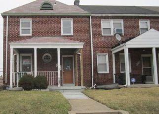 Casa en ejecución hipotecaria in Baltimore, MD, 21215,  DOLFIELD AVE ID: F4256233