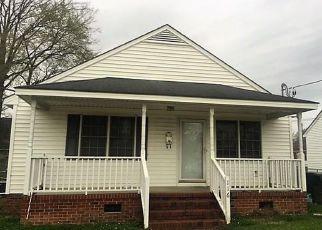 Casa en ejecución hipotecaria in Wilson, NC, 27893,  FOURTH ST SE ID: F4256449