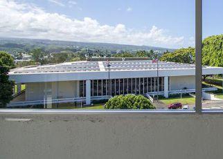 Casa en ejecución hipotecaria in Hilo, HI, 96720,  AUPUNI ST ID: F4257229