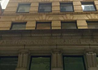 Casa en ejecución hipotecaria in New York, NY, 10005,  PINE ST ID: F4257754