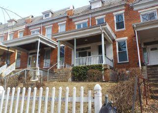 Casa en ejecución hipotecaria in Baltimore, MD, 21215,  COTTAGE AVE ID: F4257826