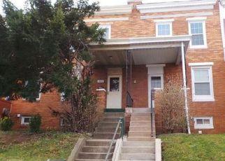 Casa en ejecución hipotecaria in Baltimore, MD, 21230,  GRIFFIS AVE ID: F4258448