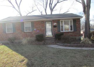 Foreclosure Home in Saint Louis, MO, 63130,  TRENTON AVE ID: F4260527