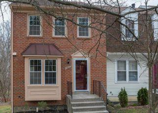 Casa en ejecución hipotecaria in Silver Spring, MD, 20904,  BRAHMS TER ID: F4260949