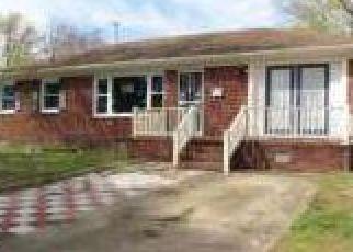 Casa en ejecución hipotecaria in Hampton, VA, 23666,  JANET DR ID: F4261755