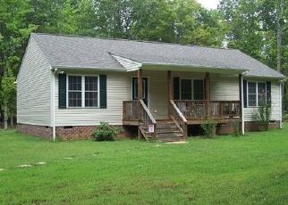 Casa en ejecución hipotecaria in Prince Edward Condado, VA ID: F4261758