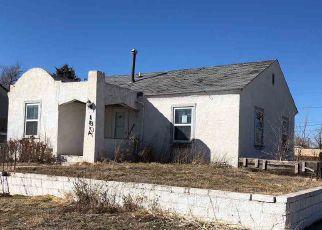 Casa en ejecución hipotecaria in Sidney, NE, 69162,  OSAGE ST ID: F4263063