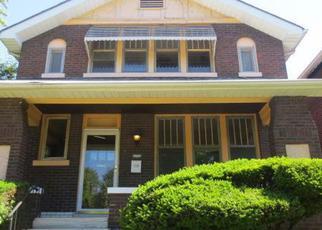 Casa en ejecución hipotecaria in Saint Louis, MO, 63113,  MAFFITT PL ID: F4265677