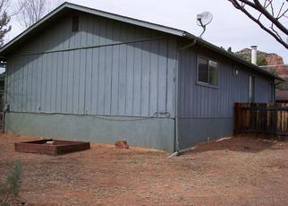 Foreclosure Home in Sedona, AZ, 86351,  VERDE VALLEY SCHOOL RD ID: F4266933