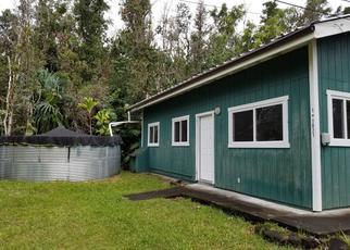 Casa en ejecución hipotecaria in Keaau, HI, 96749, -1021 KILIKA RD ID: F4267050