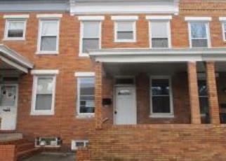 Casa en ejecución hipotecaria in Baltimore, MD, 21224,  N HIGHLAND AVE ID: F4269633