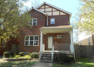 Casa en ejecución hipotecaria in Saint Louis, MO, 63113,  PAGE BLVD ID: F4269679