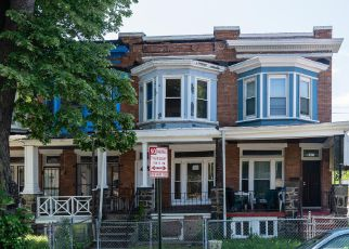 Foreclosure Home in Baltimore, MD, 21216,  BELMONT AVE ID: F4271376
