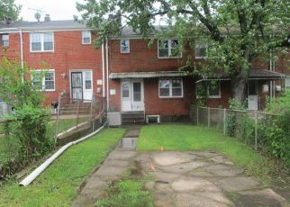 Foreclosure Home in Baltimore, MD, 21206,  SILVERBELL RD ID: F4271676