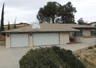Casa en ejecución hipotecaria in Hesperia, CA, 92345,  CHOLLA AVE ID: F869233