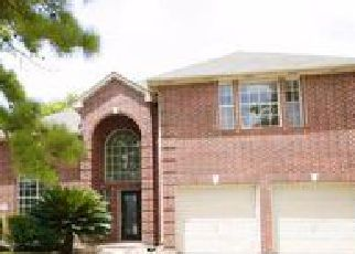 Foreclosure Home in Cypress, TX, 77433,  CHESTNUT FALLS DR ID: 70092925