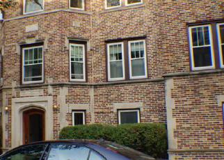 Foreclosure Home in Evanston, IL, 60202,  ELMWOOD AVE ID: 6256638