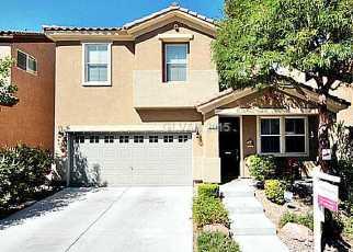 Casa en ejecución hipotecaria in Las Vegas, NV, 89178,  NEATH AVE ID: 6270352