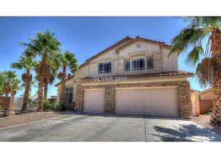 Foreclosure Home in Henderson, NV, 89012,  POINTE RANIER AVE ID: 6270821